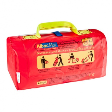 AlbacMat Flexible Evacuation Stretcher